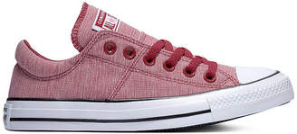 29669ee342e9 Converse Chuck Taylor All Star Madison Ox Womens Sneakers Lace-up