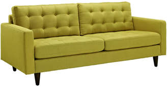 Modway Empress Upholstered Fabric Sofa