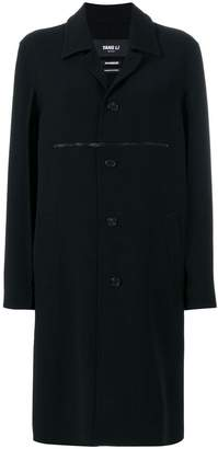 Yang Li classic button-down coat