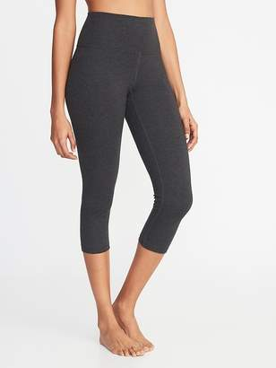264ca6c571d988 Old Navy High-Rise Yoga Crops for Women