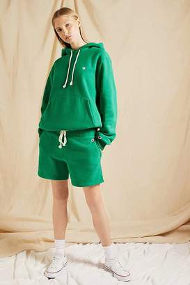 Champion Green Track Shorts