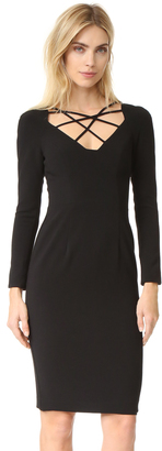 Black Halo Masca Sheath Dress $375 thestylecure.com