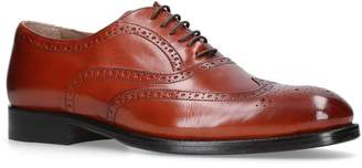 Kurt Geiger London Leather Grafton Brogue Shoes