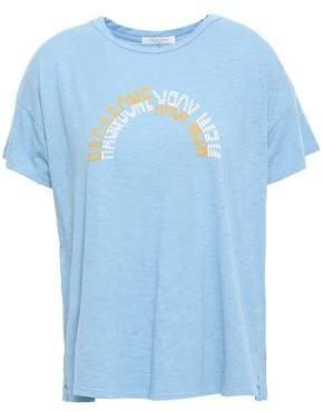 Rag & Bone Printed Pima Cotton-jersey T-shirt