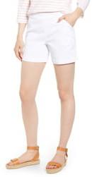 Jag Jeans Gracie Cotton Blend Shorts