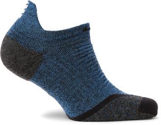 Nike Elite Cushion Dri-FIT No-Show Socks $16 thestylecure.com