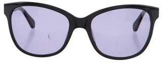 Zac Posen Eloyse Cat-Eye Sunglasses