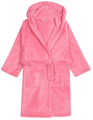 Girls Pink Dressing Gown - ShopStyle UK
