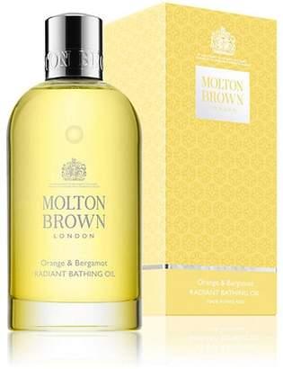 Molton Brown Women's Orange & Bergamot Radiant Bathing Oil 200ml