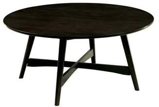 Furniture of America Castor Mid-Century Coffee Table, Gray