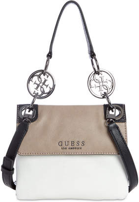 GUESS Alana Top-Handle Shoulder Bag
