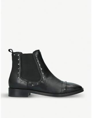 Kurt Geiger Tony leather boots