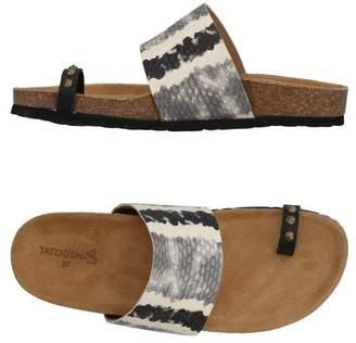 Tatoosh Toe post sandal