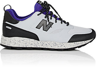 New Balance Men's Fresh Foam Trailbuster Re-Engineered Sneakers-NAVY $130 thestylecure.com