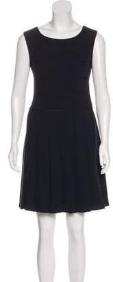 Zac Posen Mini Pleated Dress
