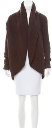 Ralph Lauren Cable Knit Open Front Cardigan