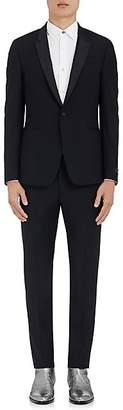 Paul Smith Men's Kensington Wool-Mohair One-Button Tuxedo - Black