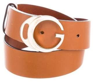 Gucci Leather Waist Belt
