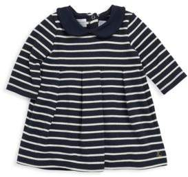 Petit Bateau Baby's Leonore Striped Dress