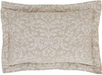 Dorma Antique Floral 100% Cotton Sateen 300 Thread Count Oxford Pillowcase Pair