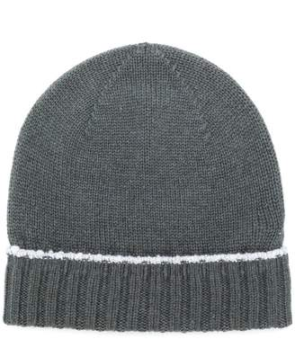 Eleventy cashmere knitted beanie