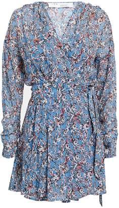 IRO Bustle Mini Dress
