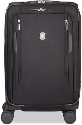 """Victorinox VX Avenue 22"""" Frequent Flyer Softside Expandable Carry-On Suitcase"""