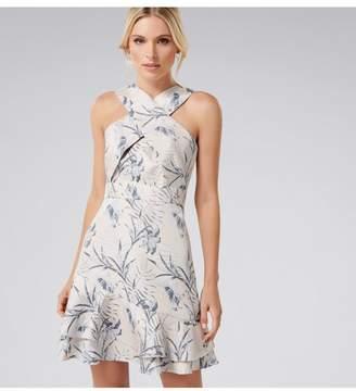 Ever New Malibu Cross Front Dress