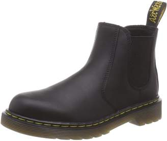 Dr. Martens Kids Banzai Leather Boots 4 US