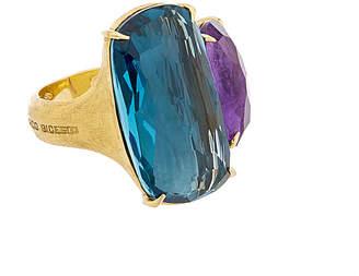 Marco Bicego Murano 18K Yellow Gold Gemstone Ring