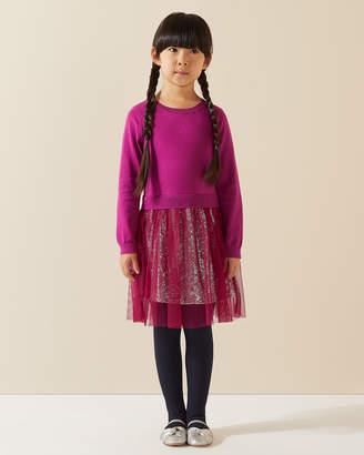 Jigsaw Sequinned 2 In 1 Dress