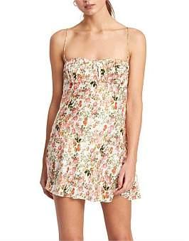 Bec & Bridge Camellia Delights Mini Dress