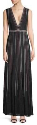 BCBGMAXAZRIA Floor-Length Gown