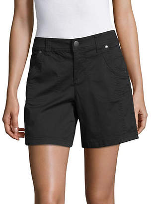 Style&Co. STYLE & CO. Classic Mid-Rise Cargo Shorts