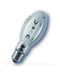 E27 HQI-E Metalldampflampe klar