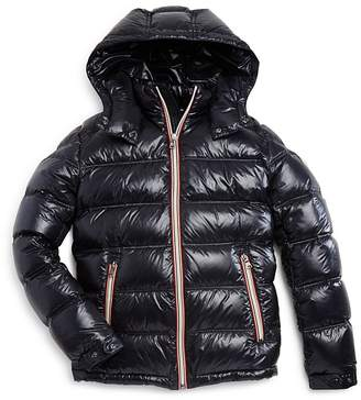 Moncler Boys' Gaston Down Puffer Jacket - Sizes 4-14 $485 thestylecure.com