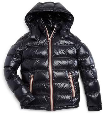 Moncler Boys' Gaston Down Puffer Jacket - Little Kid, Big Kid $485 thestylecure.com