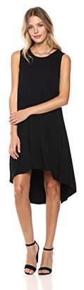 Karen Kane Women's Charlie HI-LO Hem Dress
