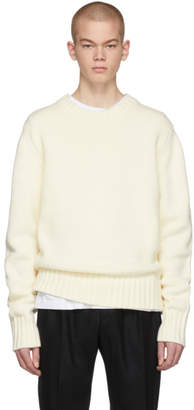 Harmony Off-White Wei Sweater