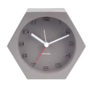 Karlsson Concrete Clock - Grey