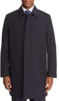 Sanyo Raincoat with Button-Out Warmer