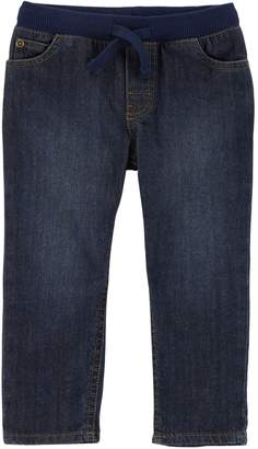 Carter's Baby Boy Pull On Jeans