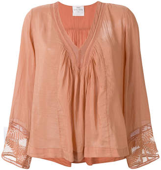 Forte Forte gathered tunic