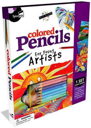 SPICEBOX Spicebox Petit Picasso Colored Pencils Kit