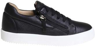Giuseppe Zanotti Sneakers May In Nappa Color Black