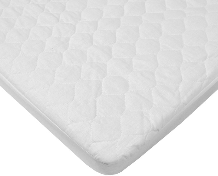 Tl Care TL Care Quilted Waterproof Cradle Fitted Mattress Pad Cover