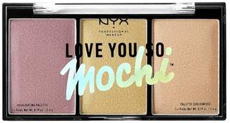 NYX Love You So Mochi Highlighter Palette