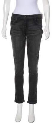 Bleu Lab Bleulab Mid-Rise Skinny Jeans