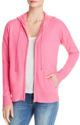 C by Bloomingdale's Lightweight Cashmere Hoodie - 100% Exclusive