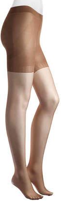 Via Spiga Flawless Finish Control Top Tights - Women's